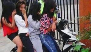 Abg remaja pelanggaran