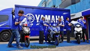 Yamaha Aerox 125LC Sentul Rilis 2016 Otoborn