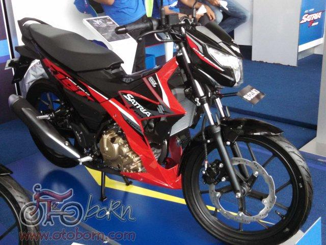 new satria f150-stronger red titan black-otoborn.com