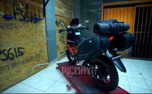 All New Supra GTR150 2016 BMS belakang