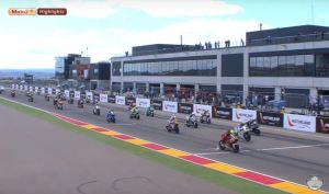 Moto2 FIM CEV Repsol 2016 Start
