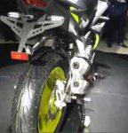 Honda CBR250RR Grey spakbor