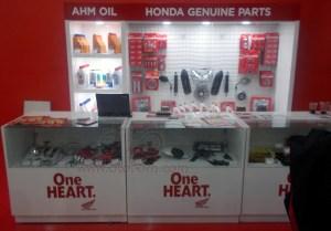 Honda Genuine Stand