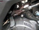 Honda New Supra GTR150 sling koplisng