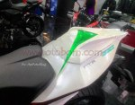 TVS Apache RTR200 Fairing single seat cover