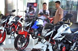 Honda All New CB150R StreetFire (3)