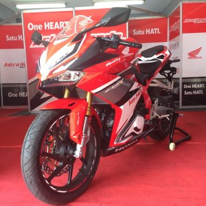 honda all new cbr250rr racing red 2