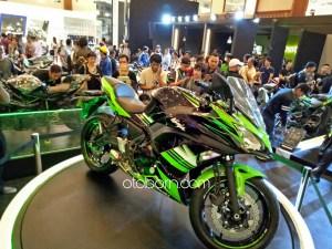 Kawasaki New Ninja 650