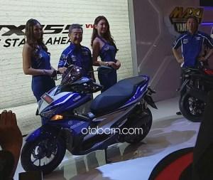 Yamaha Aerox 155 IMOS2016