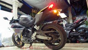 Honda CBR250RR Otoborn Grey