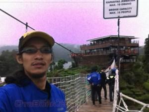 Jembatan rancabali ciwidey