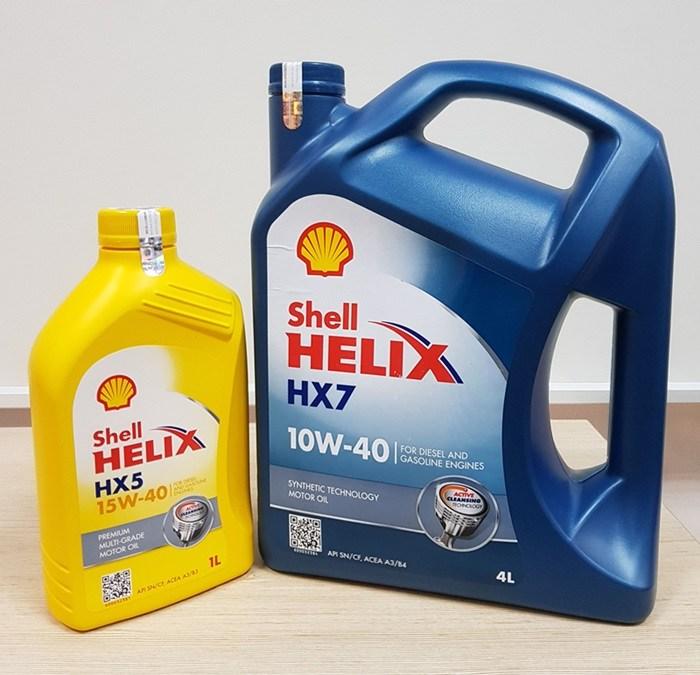 Shell Waspadai Pelumas Palsu Ini Ciri Kemasan Asli