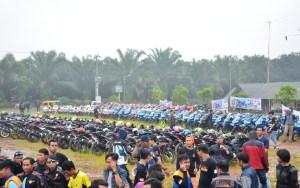 1stAnniversary GSX Community di Subang Seru Banget Bray