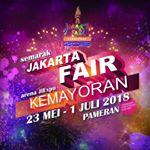 PRJ Balik Lagi, Simak Harga Tiket Masuk HTM Jakarta Fair 2018