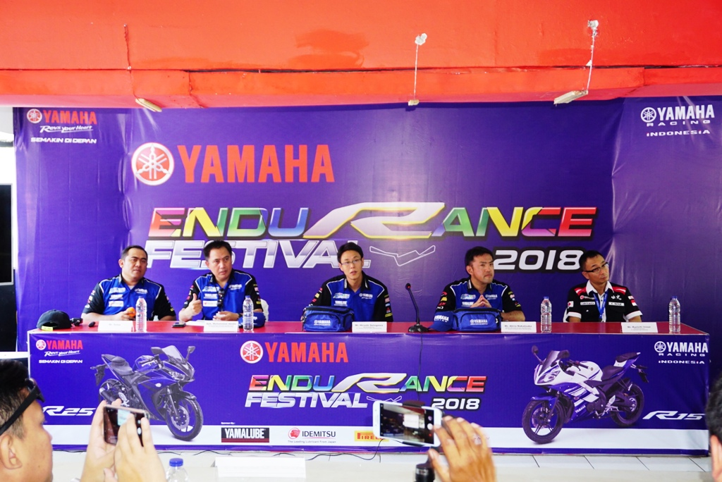 Seru... Yamaha Bakal Adakan Balap Ketahanan Ala Suzuka 8 Hours di Indonesia