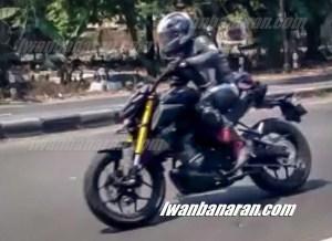 Yamaha Siapkan Streetfigter 150cc Lebih MT Untuk Biker Indonesia