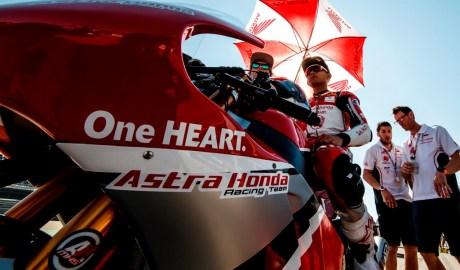Duet Pebalap Astra Honda Racing Team (AHRT) Kembali Mempersiapkan Diri Meraih Hasil Terbaik CEV International Championship