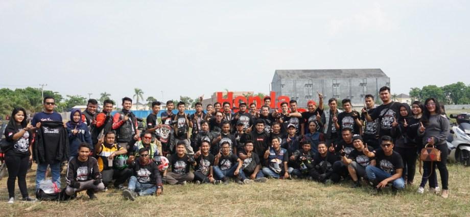 Honda Bikers Day (HBD) Kembali Menyapa Komunitas Pecinta Honda di Sumatera