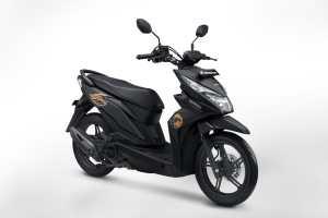 2019 Honda BeAT Street Warna Black Matte Tampil Lebih Sangar
