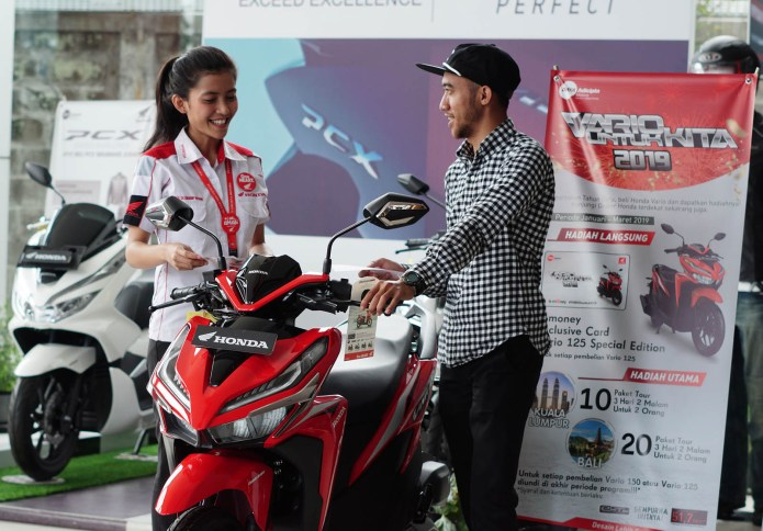 Program Penjualan Honda Jawa Barat Periode Agustus 2019