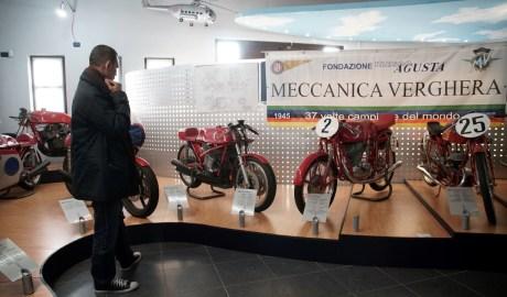 Mampir ke Museum MV Agusta dan Pabrikan Aftermarket Dunia Kail Inspirasi Custom Lovers