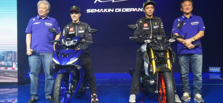 Yamaha MT-15 dan MX King 2019