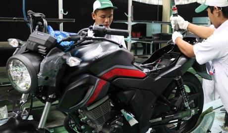 Honda CB150 Verza Baru 2019