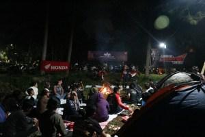 Mario Iroth Turing Sambil Camping