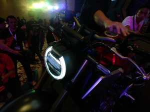 Galeri Honda CB650R NeoSportCafe