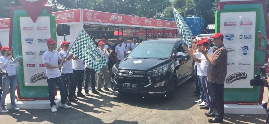 Tips Mudik Asik Ala Innova Community di Toyota Holiday Campaign 2019