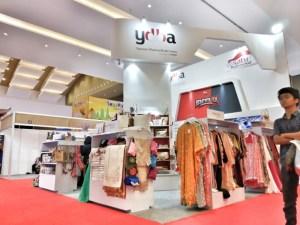 Jagoan Jagoan HebatnyaUKM Kembali Unjuk Gigi di Booth YDBA PRJ Jakarta Fair Kemayoran 2019