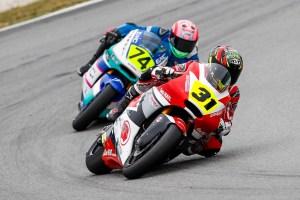 CEV Moto2 Moto3 Jerez Besok Pebalap Indonesia Kembali Beraksi