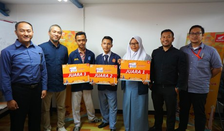 Pemenang AHM Best Student 2019 Regional Jawa Barat