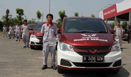 Wuling Siaga Lebaran Berada di 38 Titik Layanan Yang Tersebar di Berbagai Wilayah di Indonesia