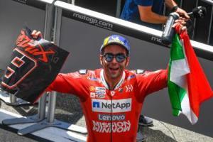 Danillo Petruci Juara MotoGP 2019 Seri Mugello Italian GP