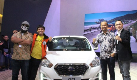 Datsun Live Modz Challenge 2019 Kolaborasi Dengan National Modificator & Aftermarket Association