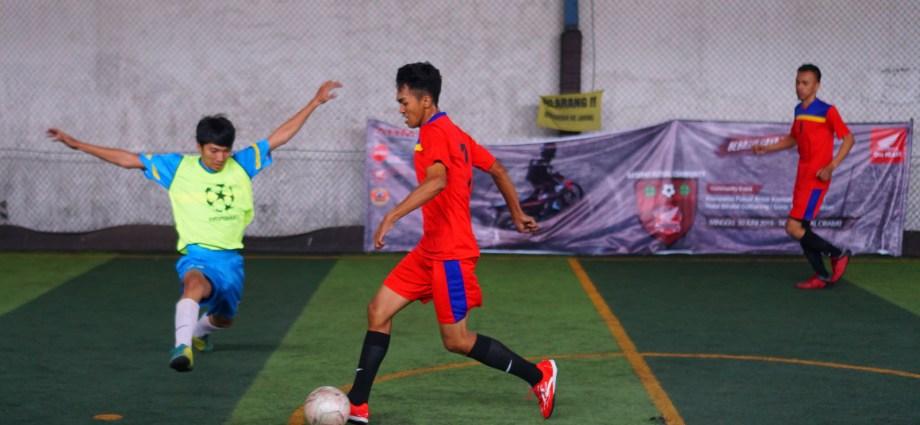 Pemenang Ketupat Futsal Community Bikers Mana Yang Jago Jebol Gawang ?