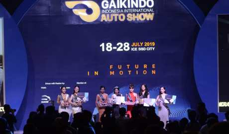 Pemenang Miss Auto Show 2019 Diumumkan di GIIAS