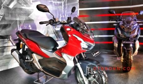 Honda ADV150 Spesifikasi BUKAN SKUTIK ADVENTURE Harga 33 Jutaan