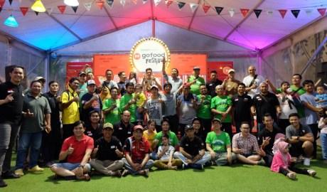 Komunitas Proton Go Food Festival Gelora Bung Karno Rindu ATPM