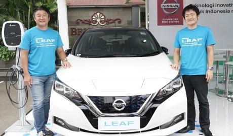 Nissan Leaf IEMS