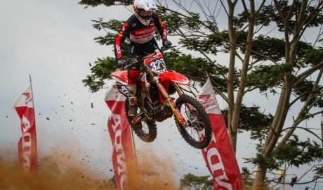 Motocross Kejurnas MX2 Delvintor