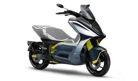E01 Yamaha Tokyo Motor Show 2019