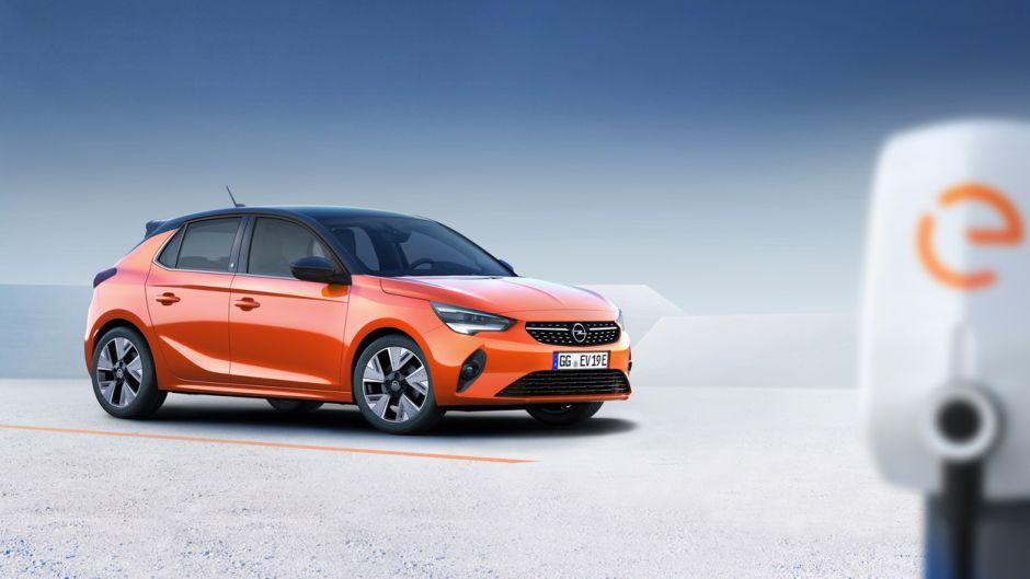 Galerie Photos Opel Corsa 233 Lectrique 2019 Otocars