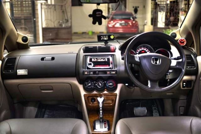 Kelebihan dan Kekurangan Honda City G8