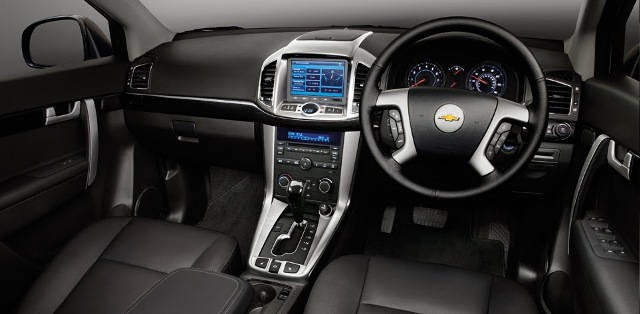 Kelebihan dan Kekurangan Chevrolet Captiva