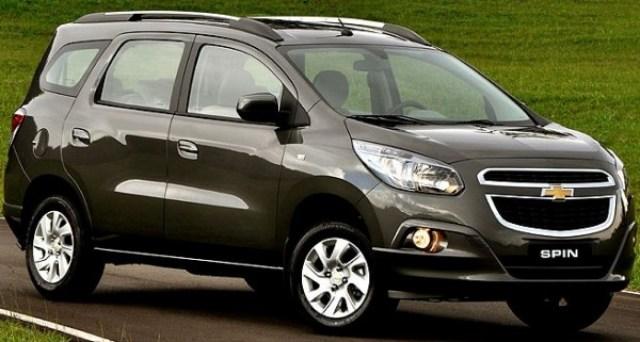 Kelebihan dan Kekurangan Chevrolet Spin