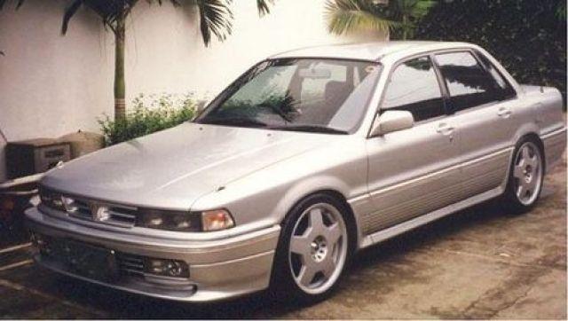 Kelebihan dan Kekurangan Sedan Mitsubishi Eterna