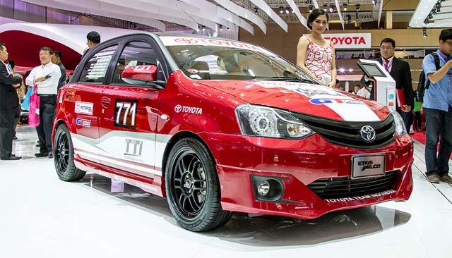 10 Konsep Modifikasi Toyota Etios Valco Terbaru