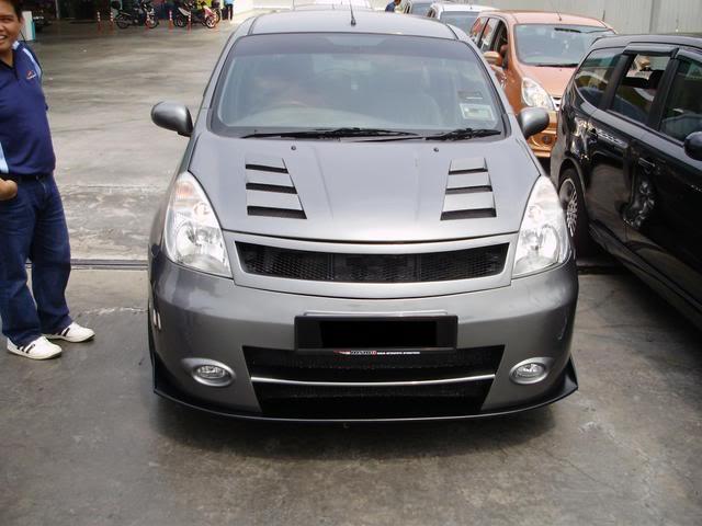 20 Konsep Modifikas Nissan Grand Livina Terbaru